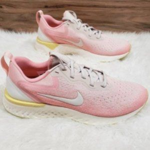New Nike Odyssey React Pink Running Shoes